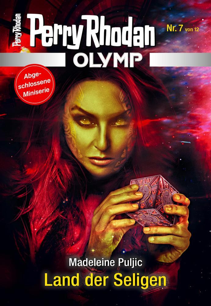 Perry Rhodan Olymp 7