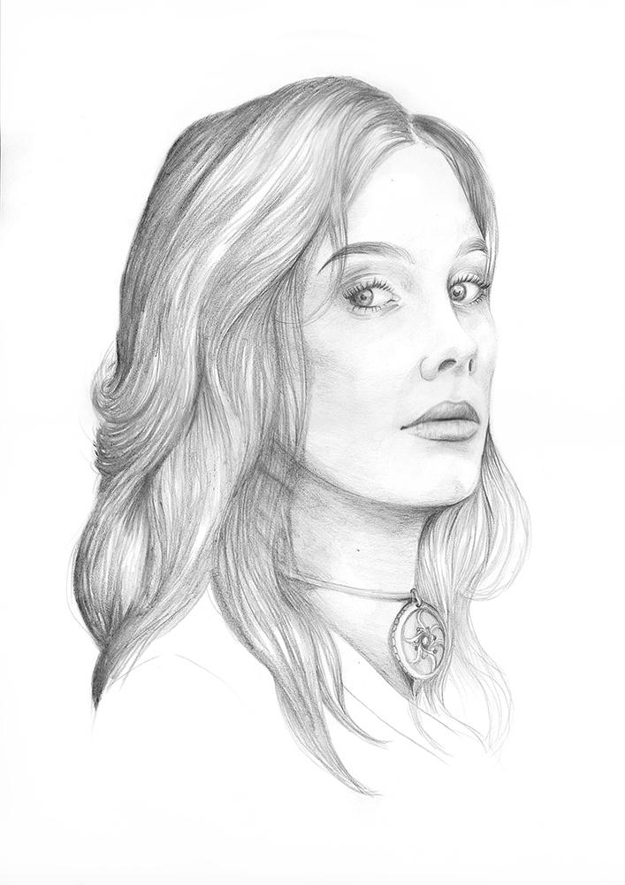 Porträt Nora