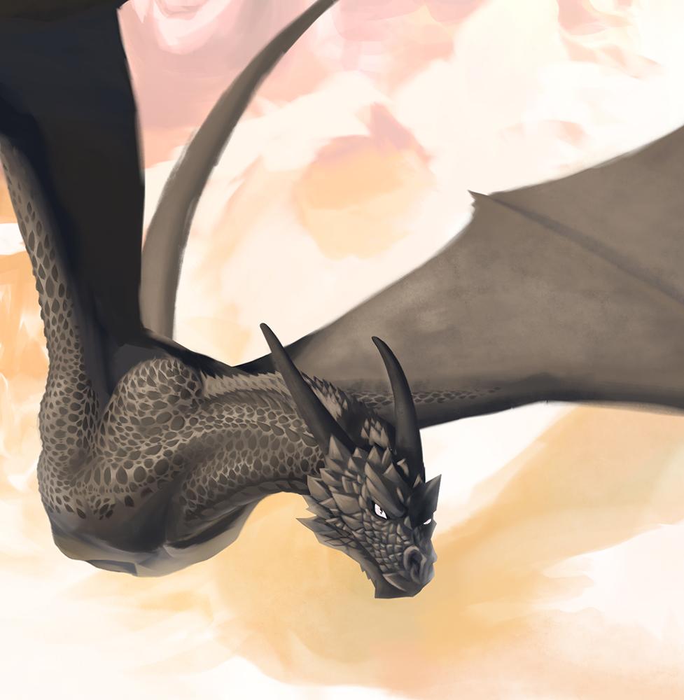 Drachendetail