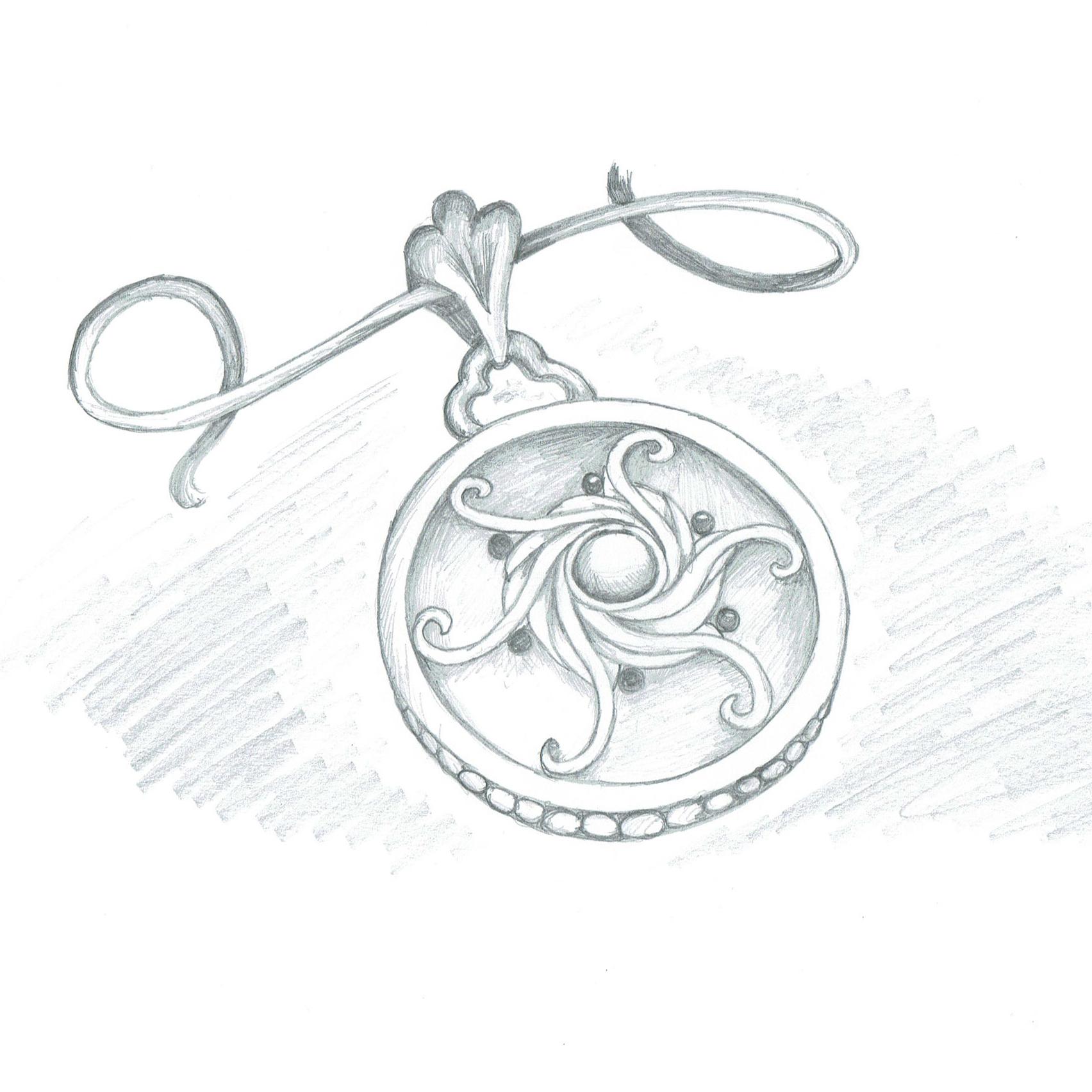 Noras Welten Amulett